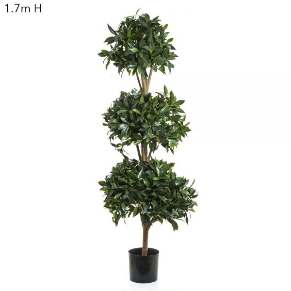 Artificial Sweet Bay Ball Tree 1.7mt