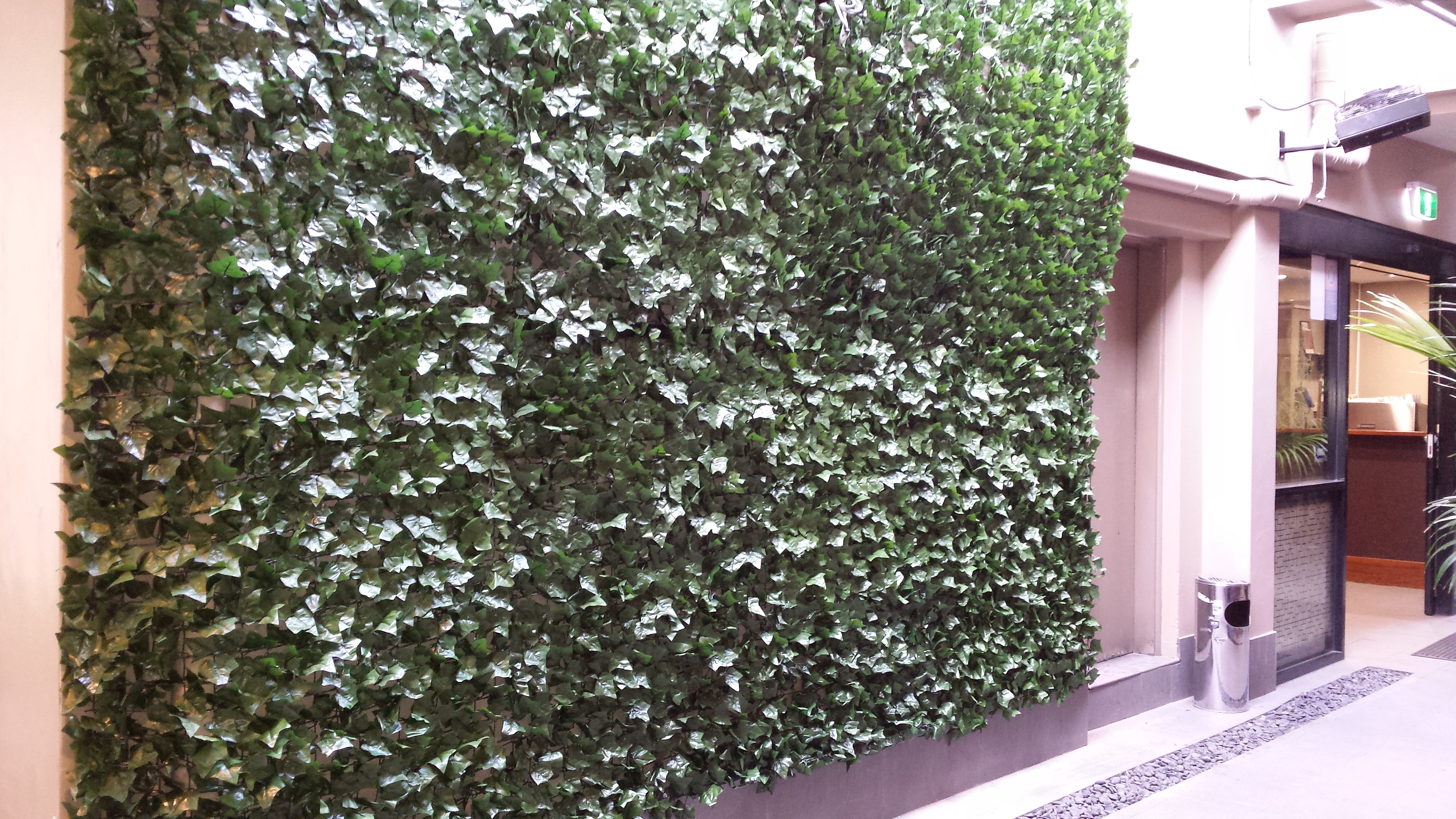 Artificial Ivy Walls