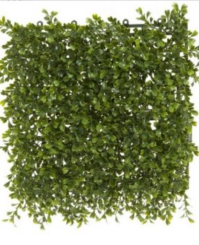 Artificial Boxwood Grass mat 30cm joinable on all sides