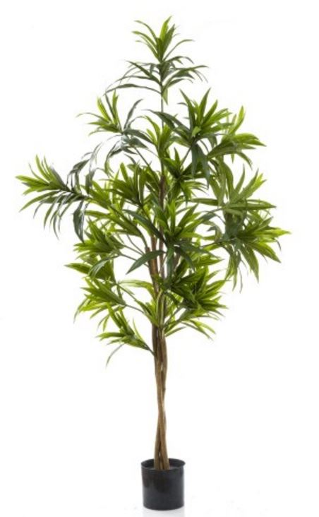 Artificial Dracena Reflexa Green 1.3mt