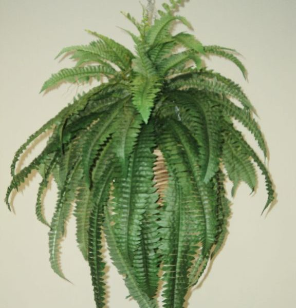 Artificial Boston Fern large