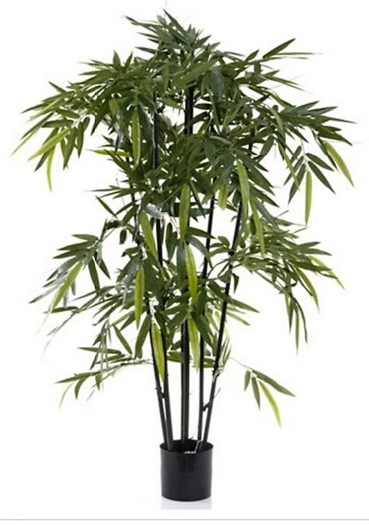 Artificial Bamboo Tree 1.5mt Black