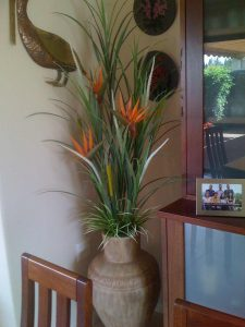 Bird-of-Paradise Artificial flower Arrangement