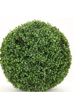 Artificial Boxwood Ball 48cm with realistic foliage