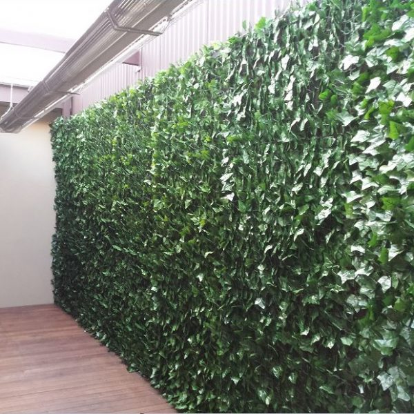 Artificial Ivy screen walls and hedges