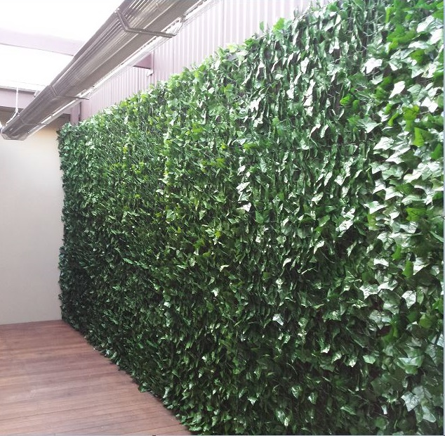 Artificial Ivy Wall Screening Hedge Silk Trees And