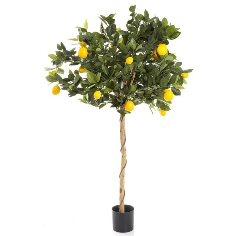 Artificial Lemon Tree Topiary 91cm Quality Artificial