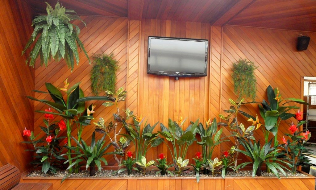 Custom Made Artifical Plant Installs