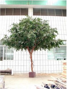 Artificial Ficus Exotica Giant Tree 3mt- 9680 lvs