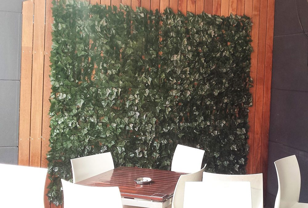 Artificial Ivy wall – Collector Hotel Parramatta