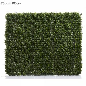 Boxwood artificial hedge 1mt