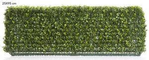 artificial boxwood hedge 95cm Long x 25cm High