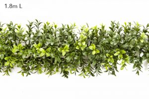 Artificial Boxwood Garland Vine 180cm