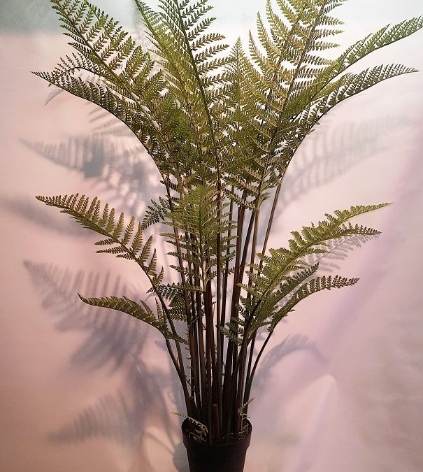 Artificial Tree Fern 160 cm x 22 realistic-fronds