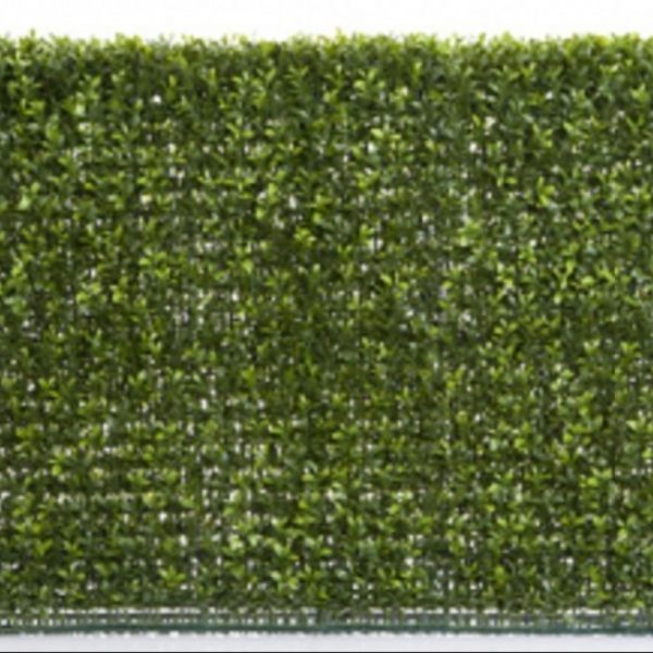 Boxwood Artificial Hedge 1mt x 550mm for planter boxes