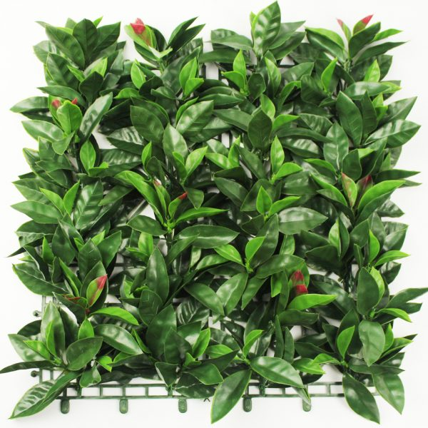 UV Photinia Leaf Panel 50cm