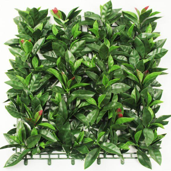 UV Photinia Leaf Panel 50cm